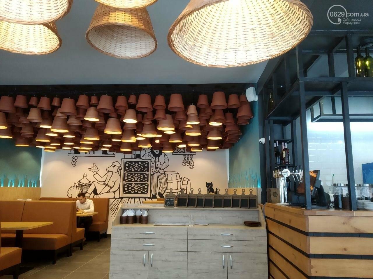 Один Гоги. В  центре Мариуполя появился  ресторан грузинской кухни, фото-9