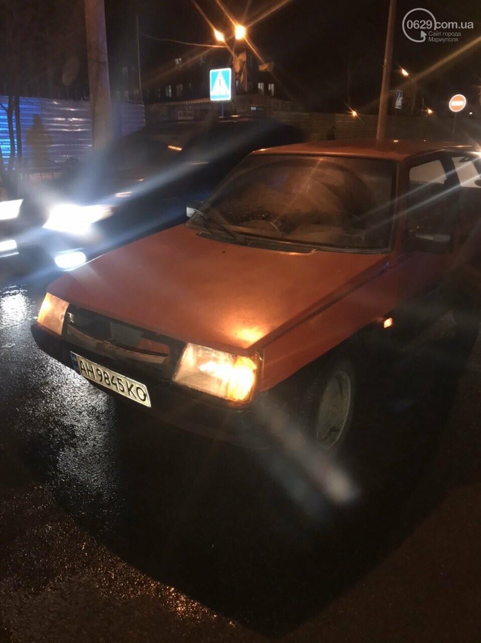 В Левобережном районе под колеса «Таврии» попала девушка, - ФОТО, фото-2