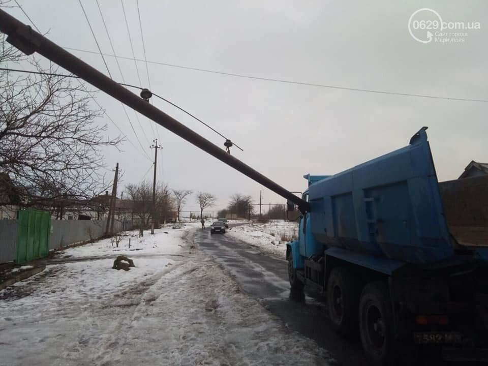 Под Мариуполем восстанавливают перебитый газопровод,- ФОТО, фото-1