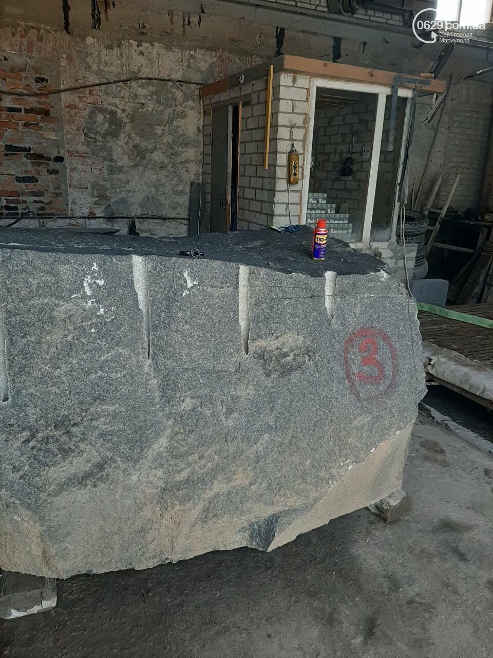 Где заказать памятник в Мариуполе? Повторная проверка известного салона гранитных памятников (ФОТО), фото-3