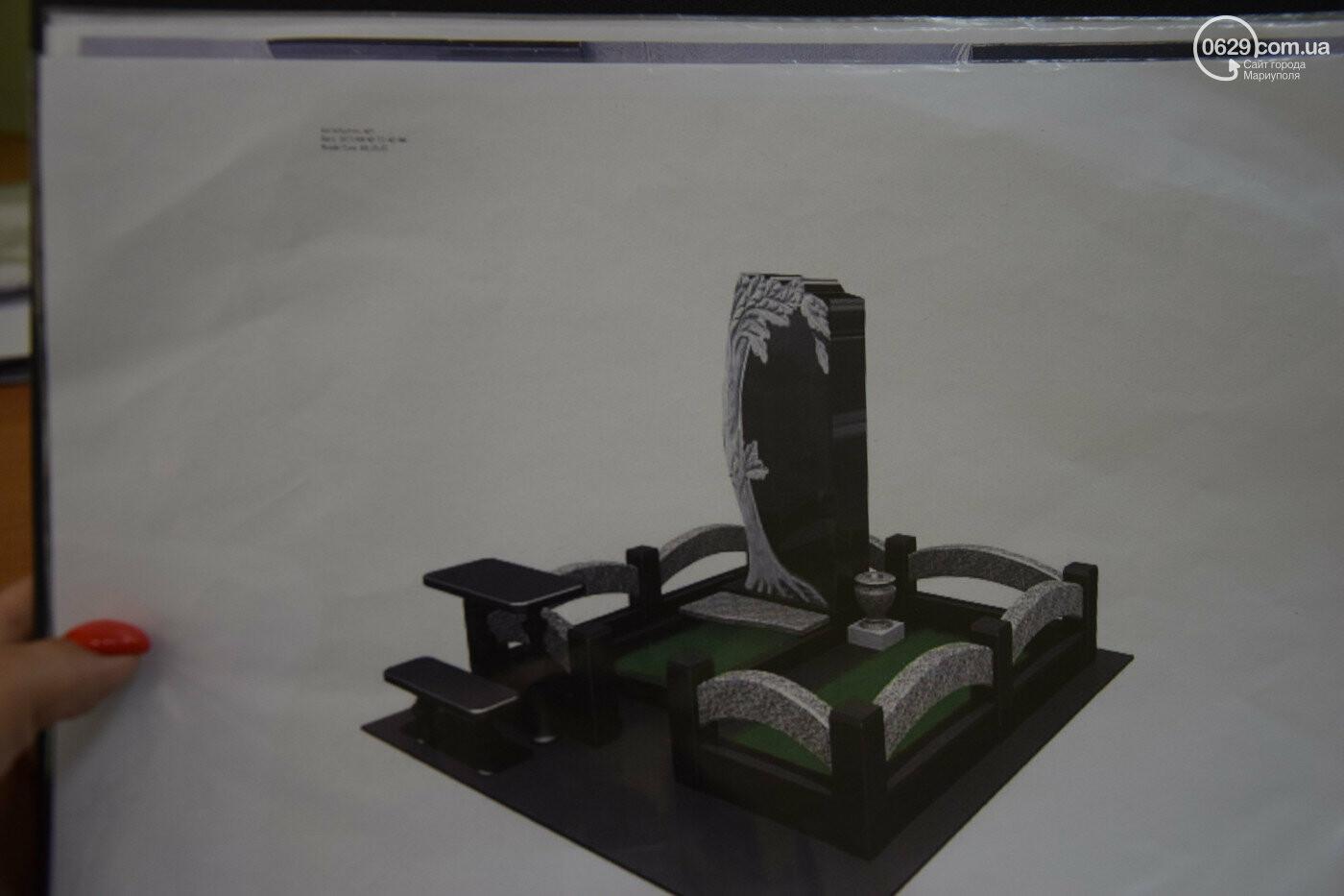 Где заказать памятник в Мариуполе? Повторная проверка известного салона гранитных памятников (ФОТО), фото-19