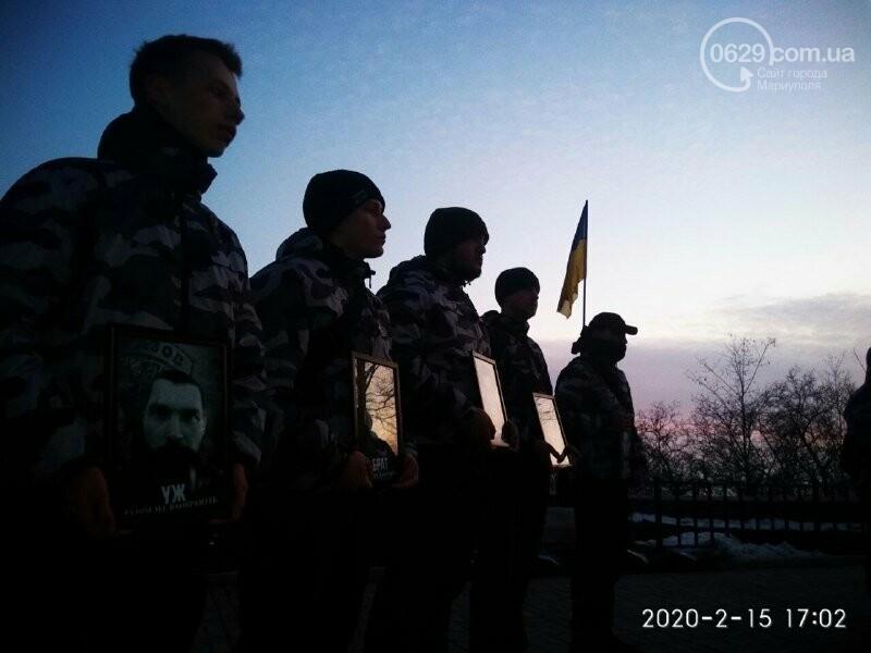 В Мариуполе почтили героев, погибших в боях за Широкино, - ФОТОРЕПОРТАЖ, фото-3