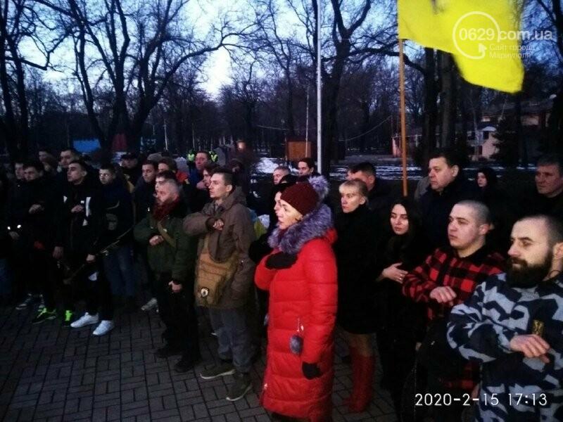 В Мариуполе почтили героев, погибших в боях за Широкино, - ФОТОРЕПОРТАЖ, фото-2