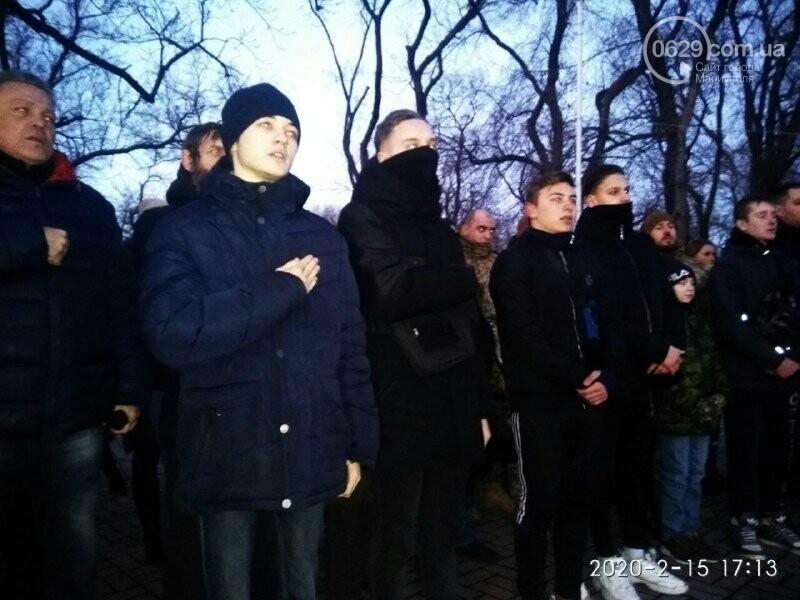 В Мариуполе почтили героев, погибших в боях за Широкино, - ФОТОРЕПОРТАЖ, фото-4