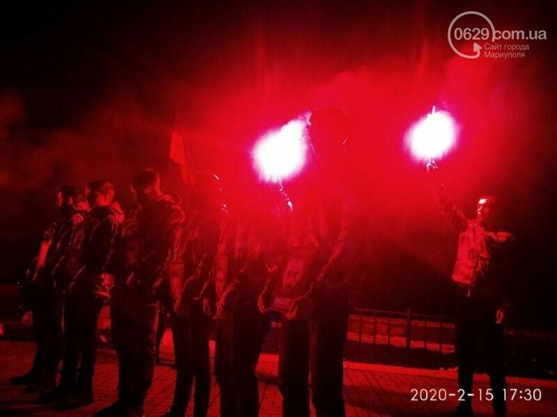 В Мариуполе почтили героев, погибших в боях за Широкино, - ФОТОРЕПОРТАЖ, фото-9