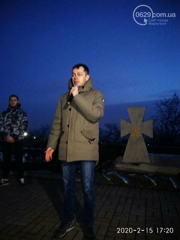 В Мариуполе почтили героев, погибших в боях за Широкино, - ФОТОРЕПОРТАЖ, фото-5