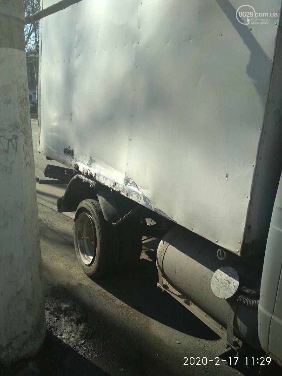 Массовое ДТП. В Мариуполе пострадали пять машин, - ФОТО, фото-5