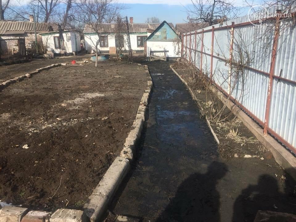После потопа!  Как в Мариуполе борются с фекалиями на Новоселовке, - ФОТО,ВИДЕО, фото-3