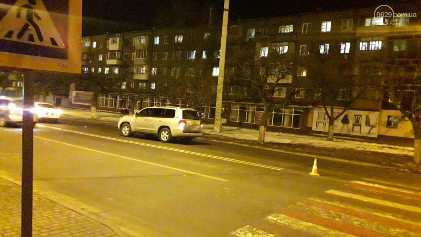 В Мариуполе внедорожник сбил женщину, - ФОТО, ВИДЕО, фото-3