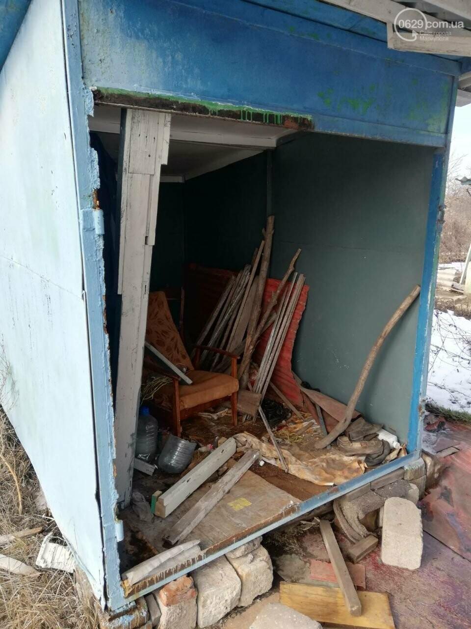 """В Мариуполе неизвестные ограбили садовое товарищество """"Ромашка"""", - ФОТО, фото-1"""