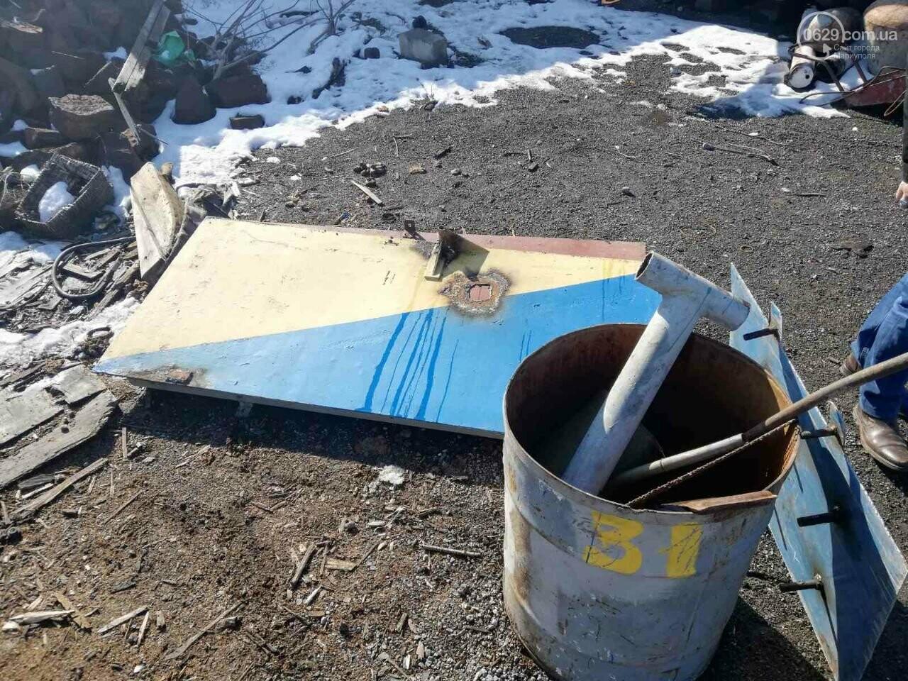 """В Мариуполе неизвестные ограбили садовое товарищество """"Ромашка"""", - ФОТО, фото-5"""