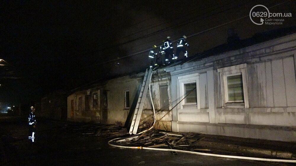 В Мариуполе на Слободке горел дом, - ФОТО, фото-6
