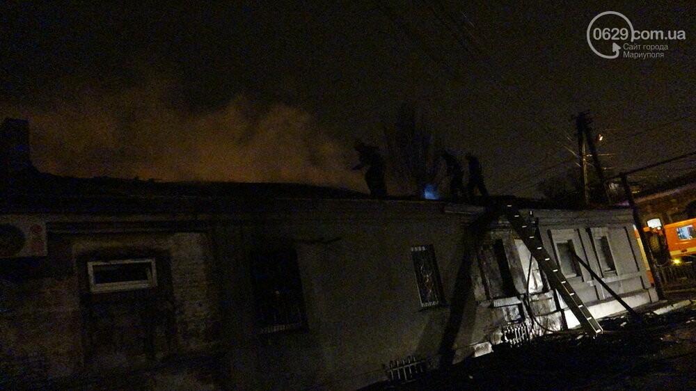 В Мариуполе на Слободке горел дом, - ФОТО, фото-7