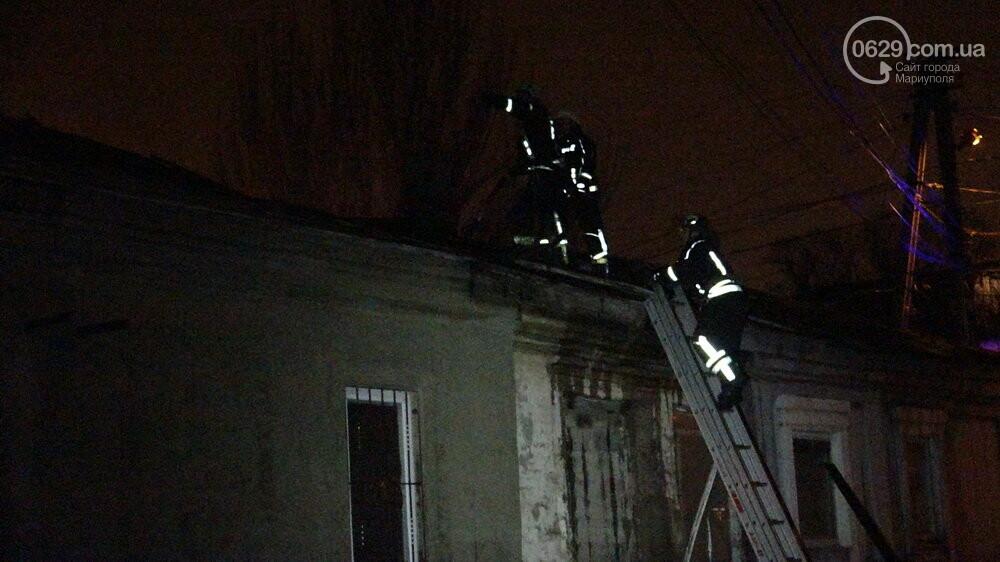 В Мариуполе на Слободке горел дом, - ФОТО, фото-8