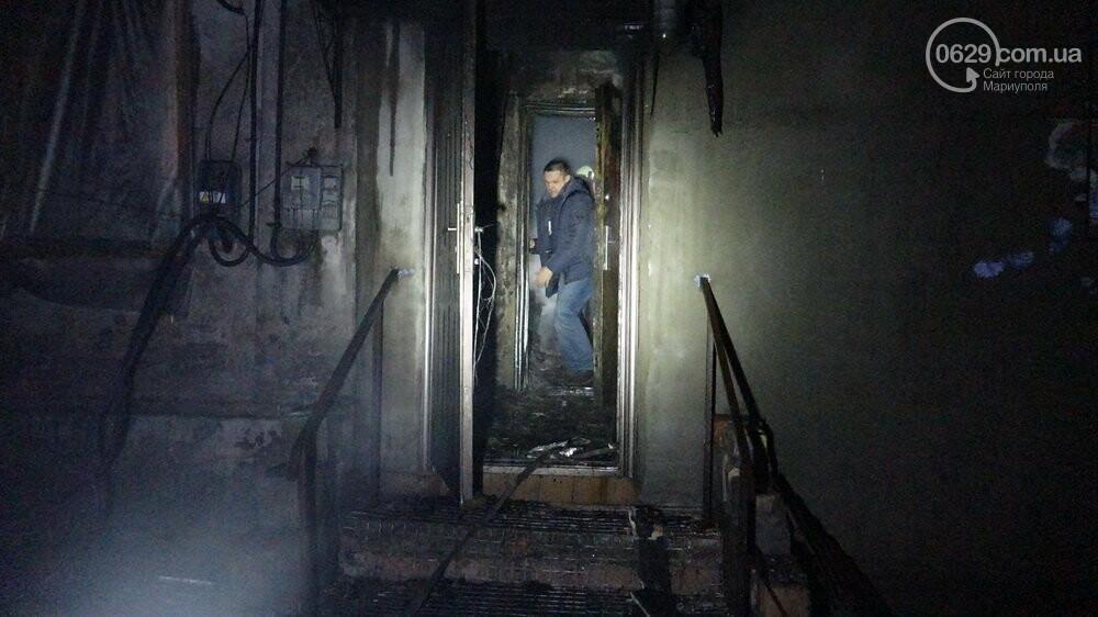 В Мариуполе на Слободке горел дом, - ФОТО, фото-16