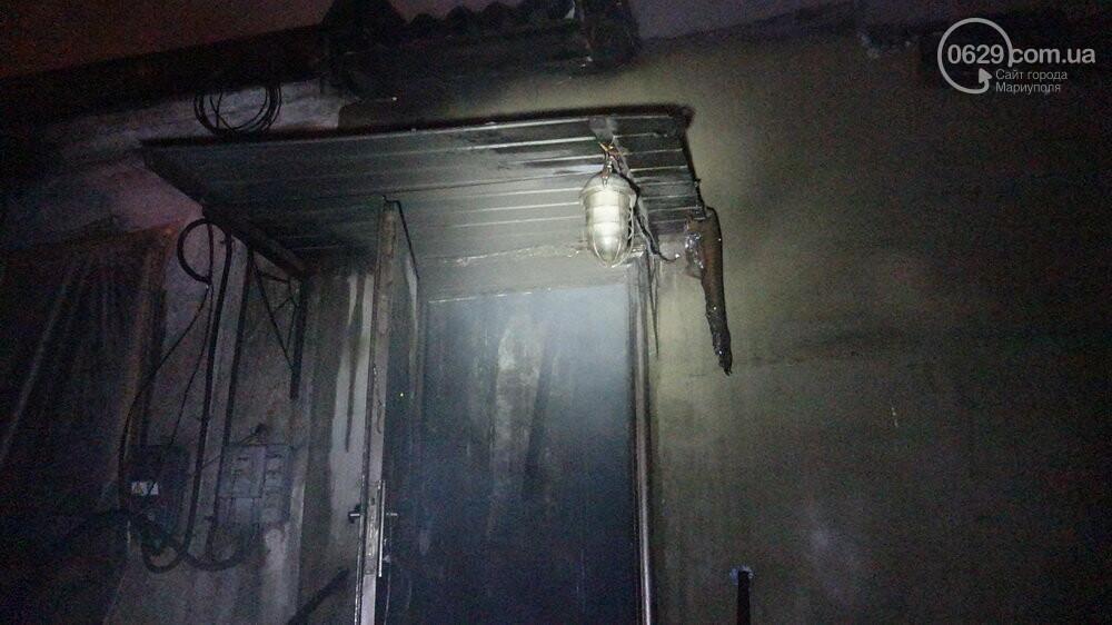 В Мариуполе на Слободке горел дом, - ФОТО, фото-17