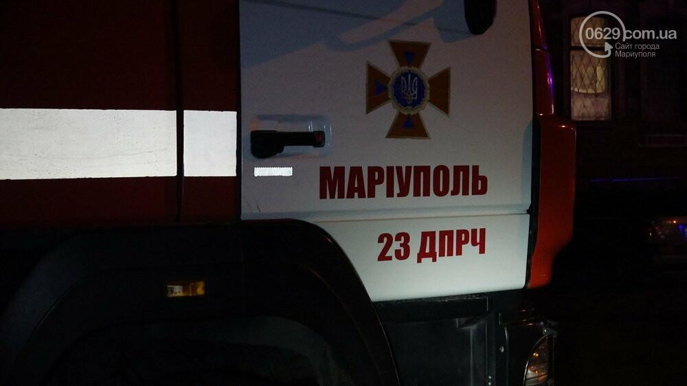 В Мариуполе на Слободке горел дом, - ФОТО, фото-20
