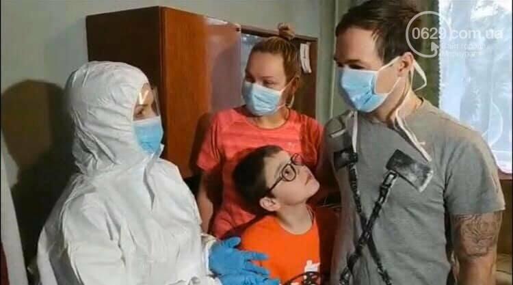 Мариупольская семья, которую эвакуировали из Китая, рассказала, как живет на карантине, фото-7