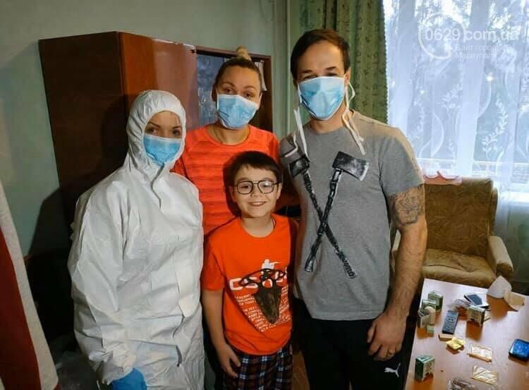 Мариупольская семья, которую эвакуировали из Китая, рассказала, как живет на карантине, фото-8