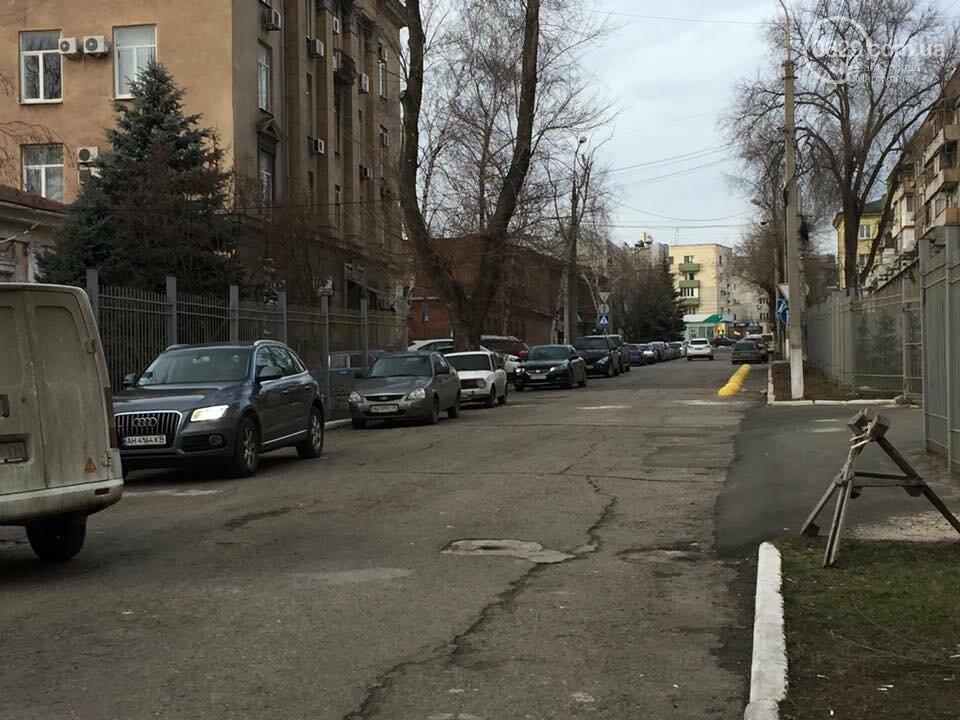 Улица Нильсена возле СБУ больше не перекрыта забором, - ФОТОФАКТ, фото-4