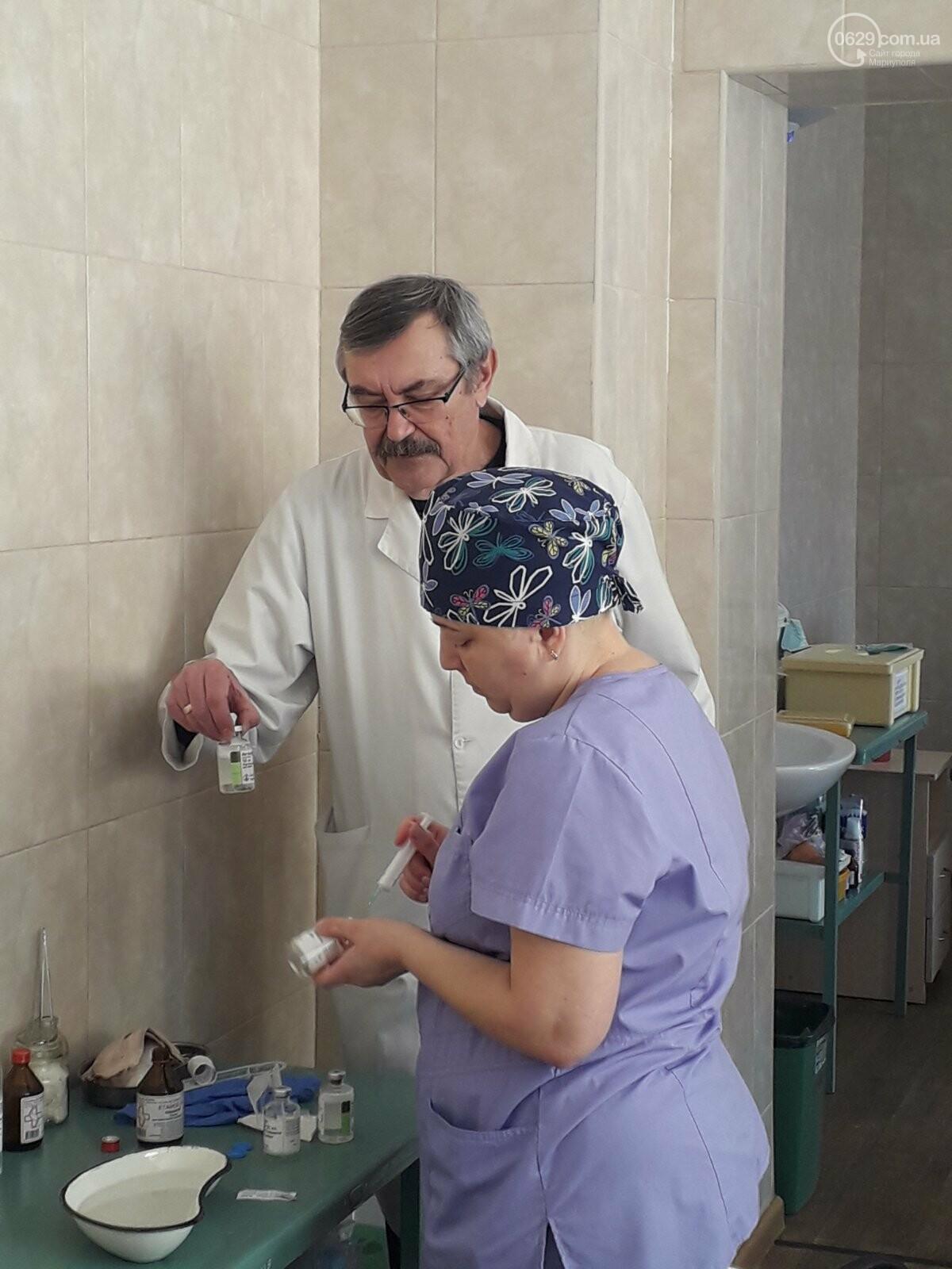 10 причин, чтобы умереть, и одно важное знание, чтобы выжить. Как в Мариупольской городской больнице №4  спасают от инсульта, фото-6