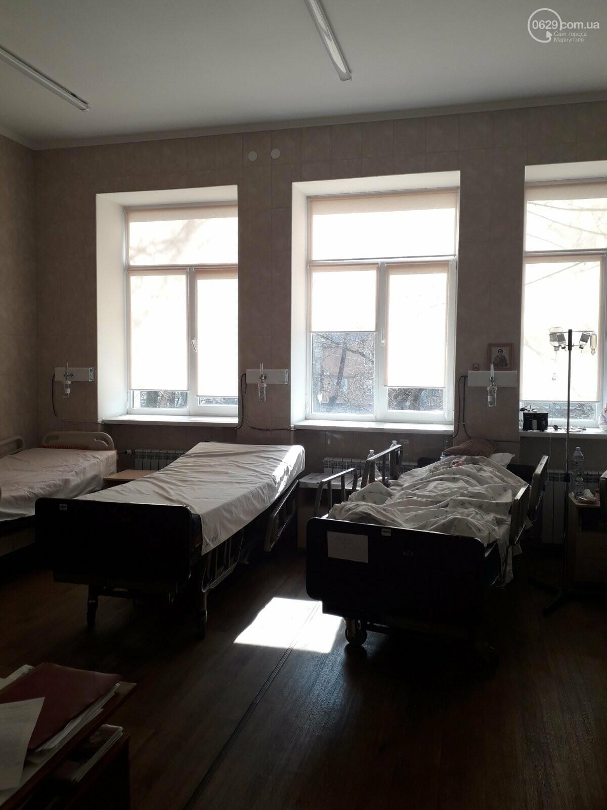 10 причин, чтобы умереть, и одно важное знание, чтобы выжить. Как в Мариупольской городской больнице №4  спасают от инсульта, фото-5