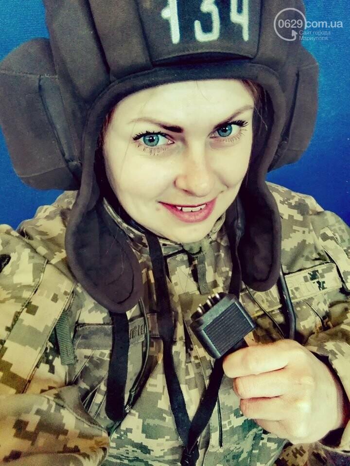 Женское лицо войны. Как морпех защищает Мариуполь и Украину, - ФОТО, фото-8
