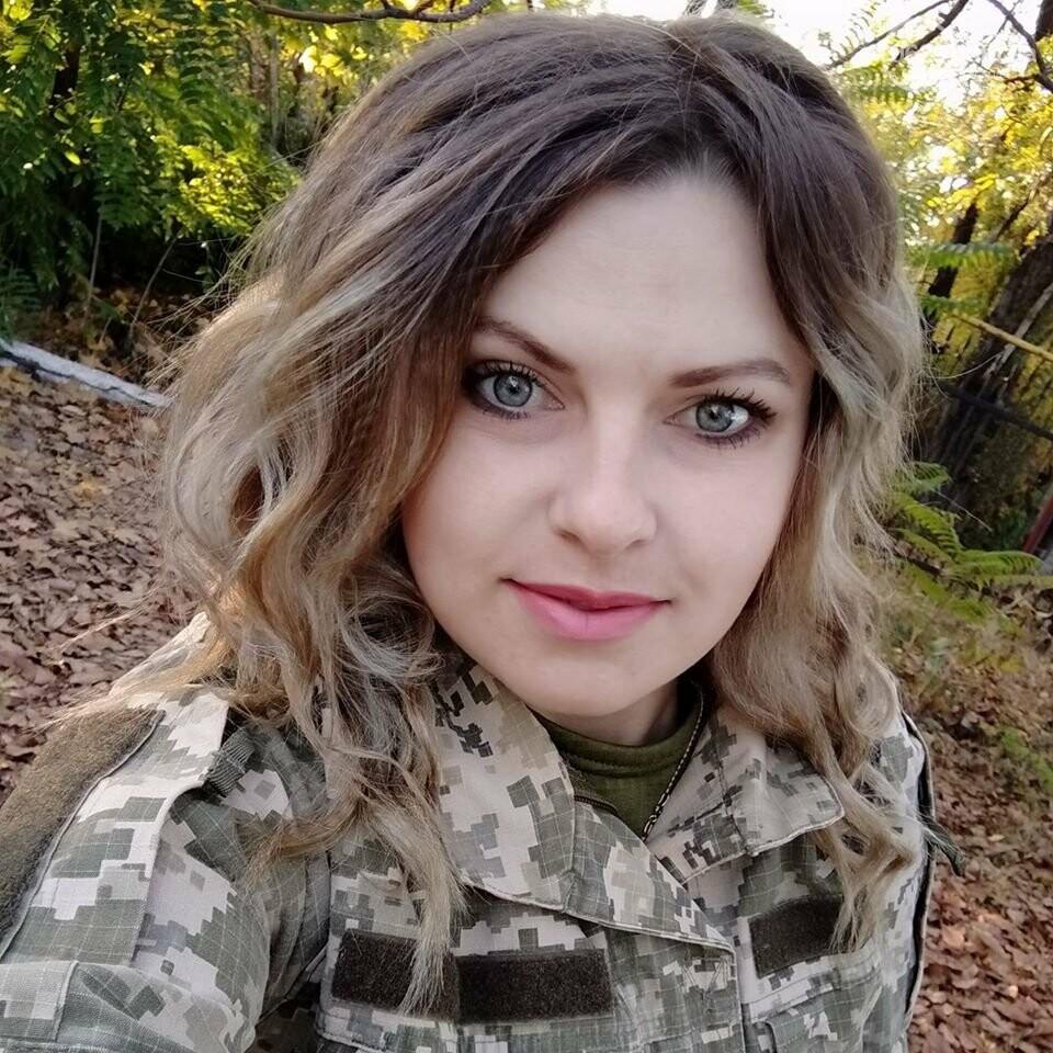 Женское лицо войны. Как морпех защищает Мариуполь и Украину, - ФОТО, фото-5