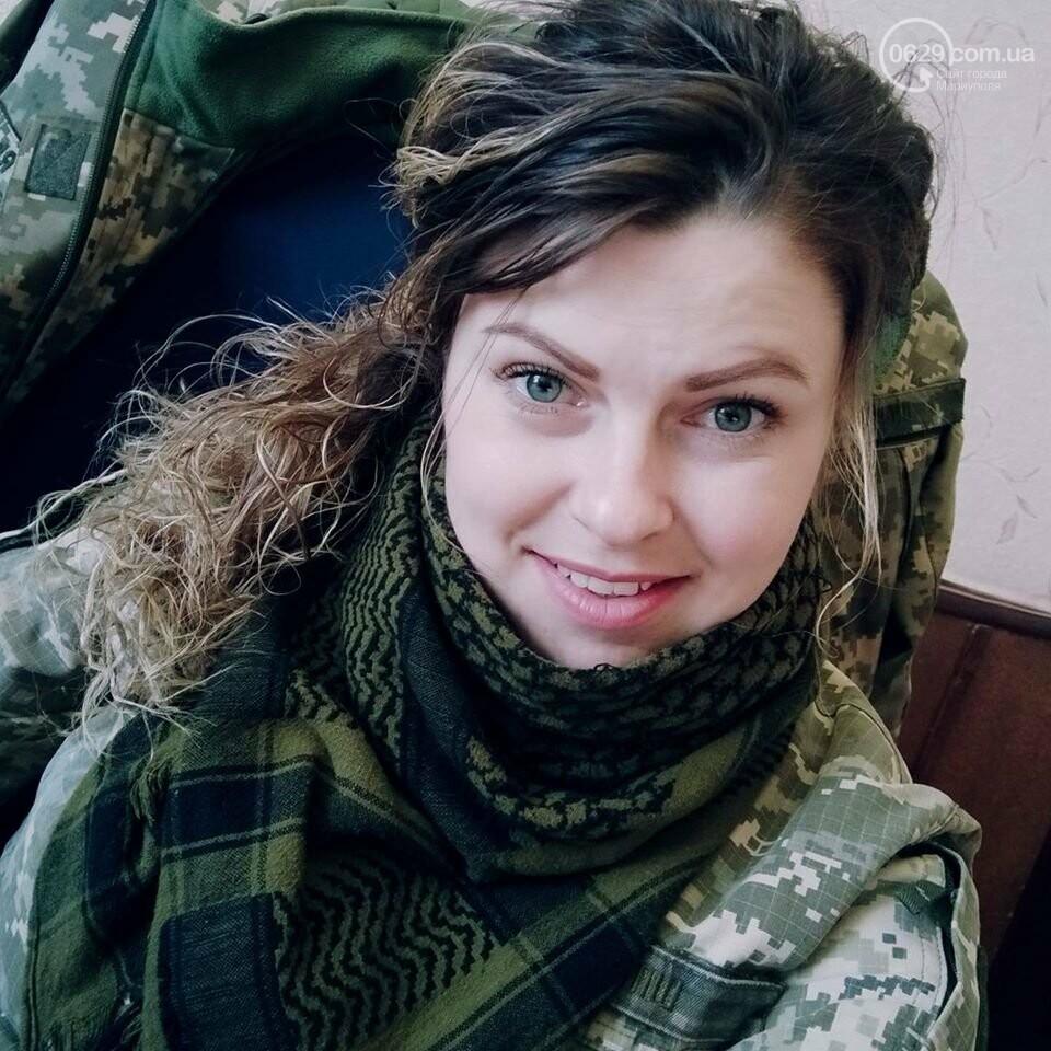 Женское лицо войны. Как морпех защищает Мариуполь и Украину, - ФОТО, фото-3