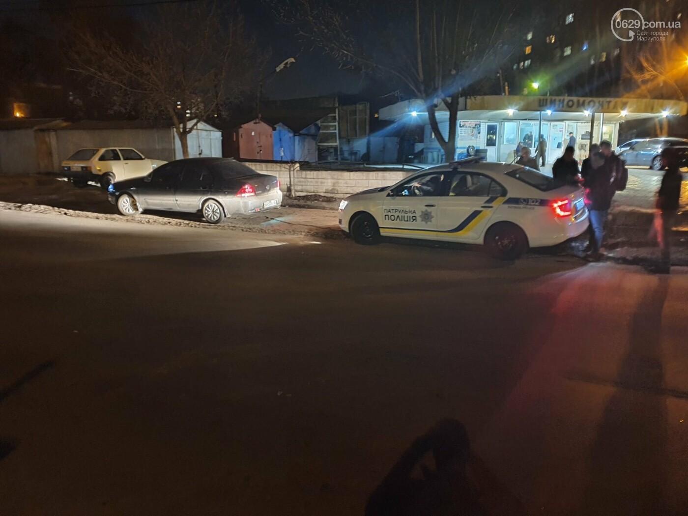 В Мариуполе Nissan сбил девушку на «зебре», - ФОТО, фото-2
