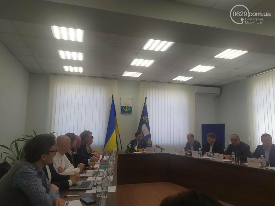 """Мэр Мариуполя решил взять 5 млн евро кредита для """"Мариупольтеплосети"""" , фото-1"""