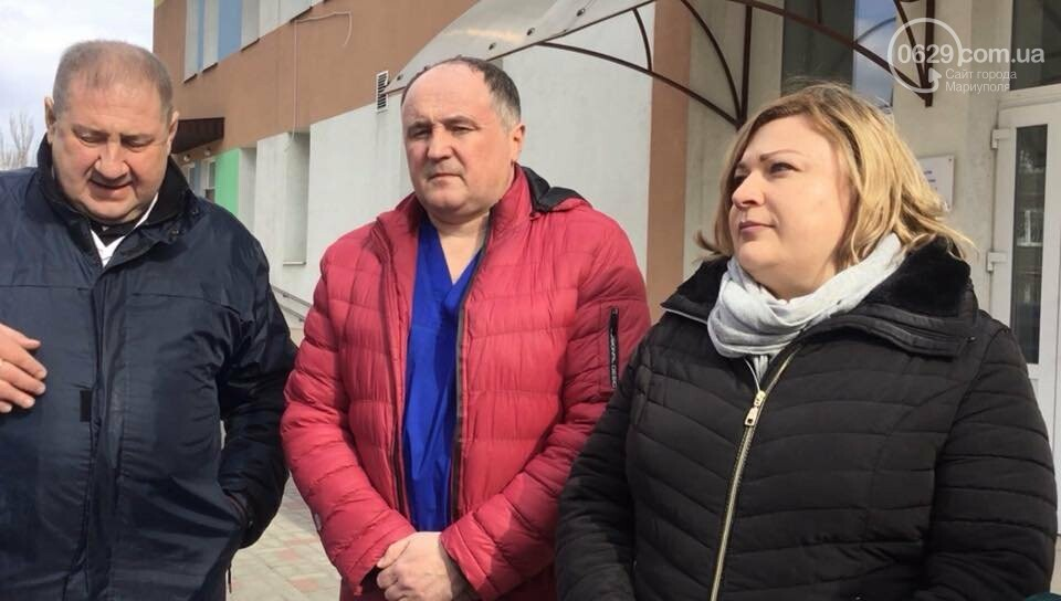 В Мариуполе дополнительно закупят средства защиты для медиков, - ВИДЕО, фото-1