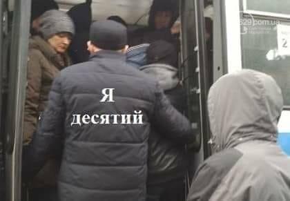 10 человек в маршрутке: в Мариуполе пока не знают, как будут выполнять постановление Кабмина , фото-1