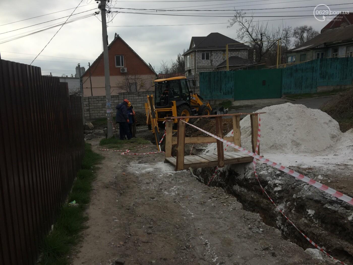 Под землей. ДТЭК тянет через Приморский район высоковольтный кабель, фото-2
