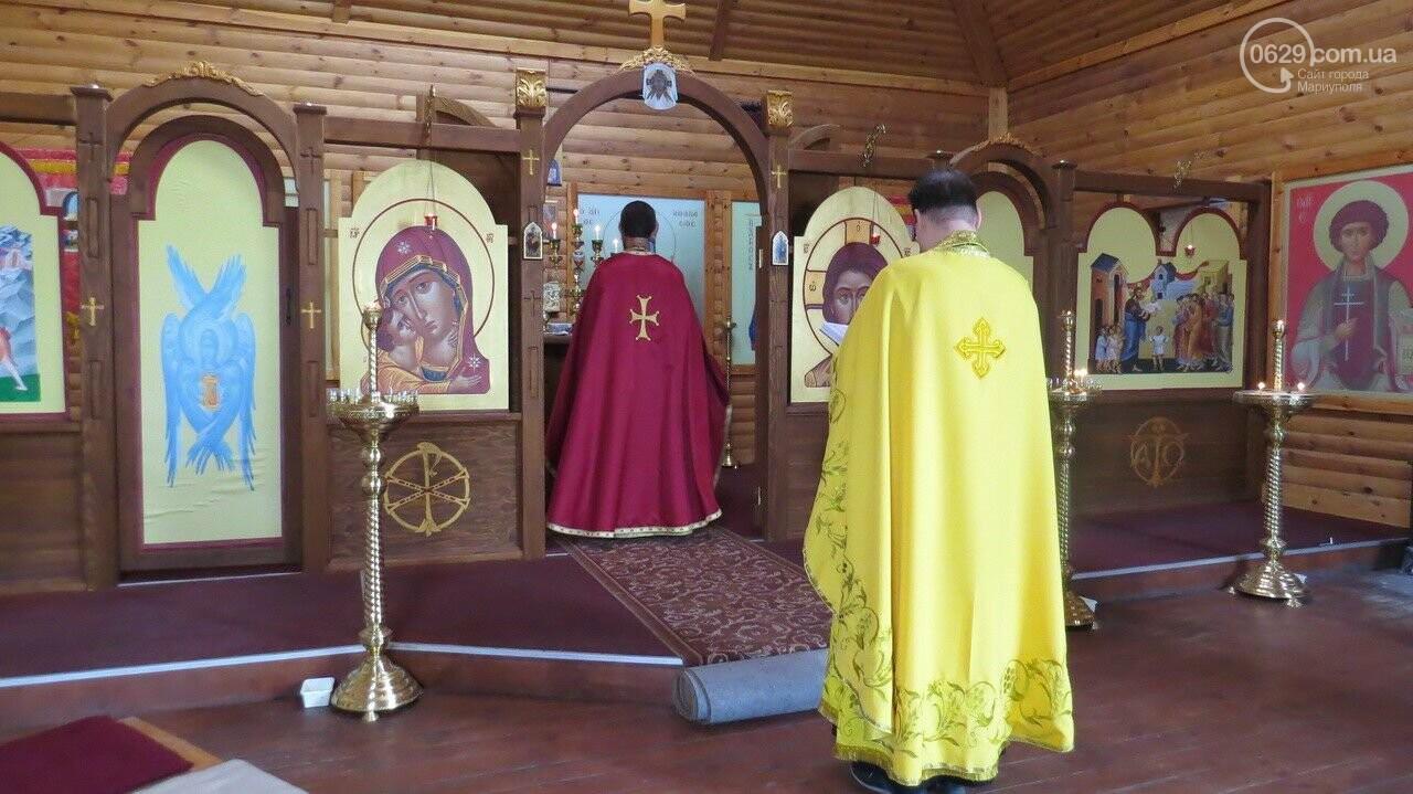Как храмы в Мариуполе (не)соблюдают карантин, - ФОТОРЕПОРТАЖ, фото-10