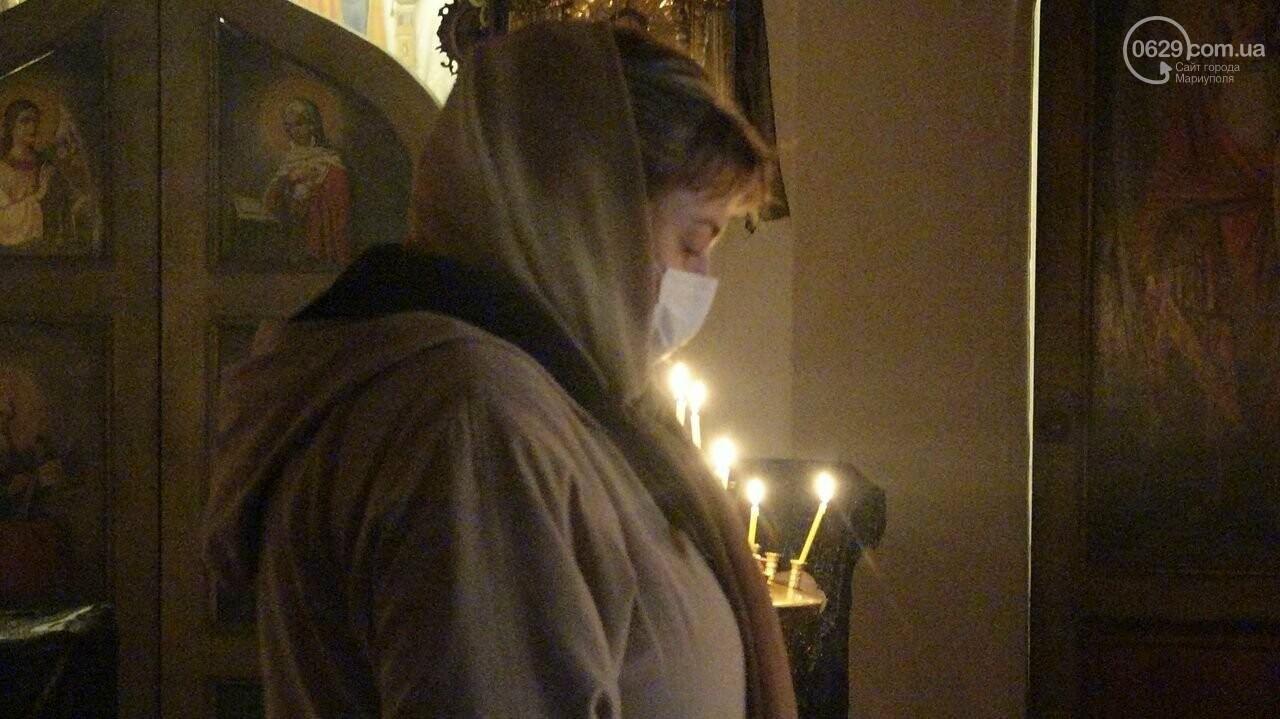 Как храмы в Мариуполе (не)соблюдают карантин, - ФОТОРЕПОРТАЖ, фото-3