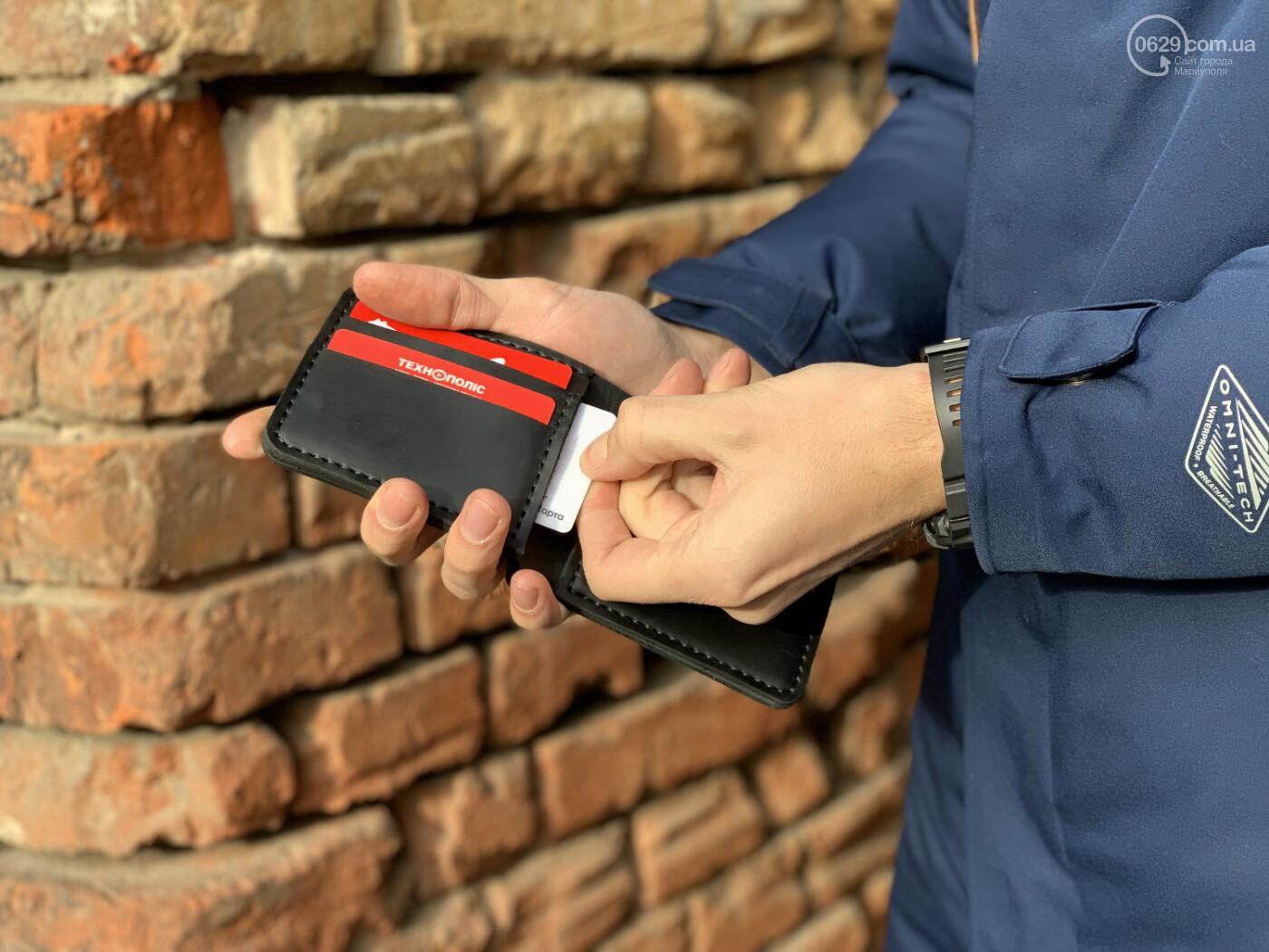 Стильное мужское портмоне для мужчин, которые любят качественные изделия из кожи, фото-3