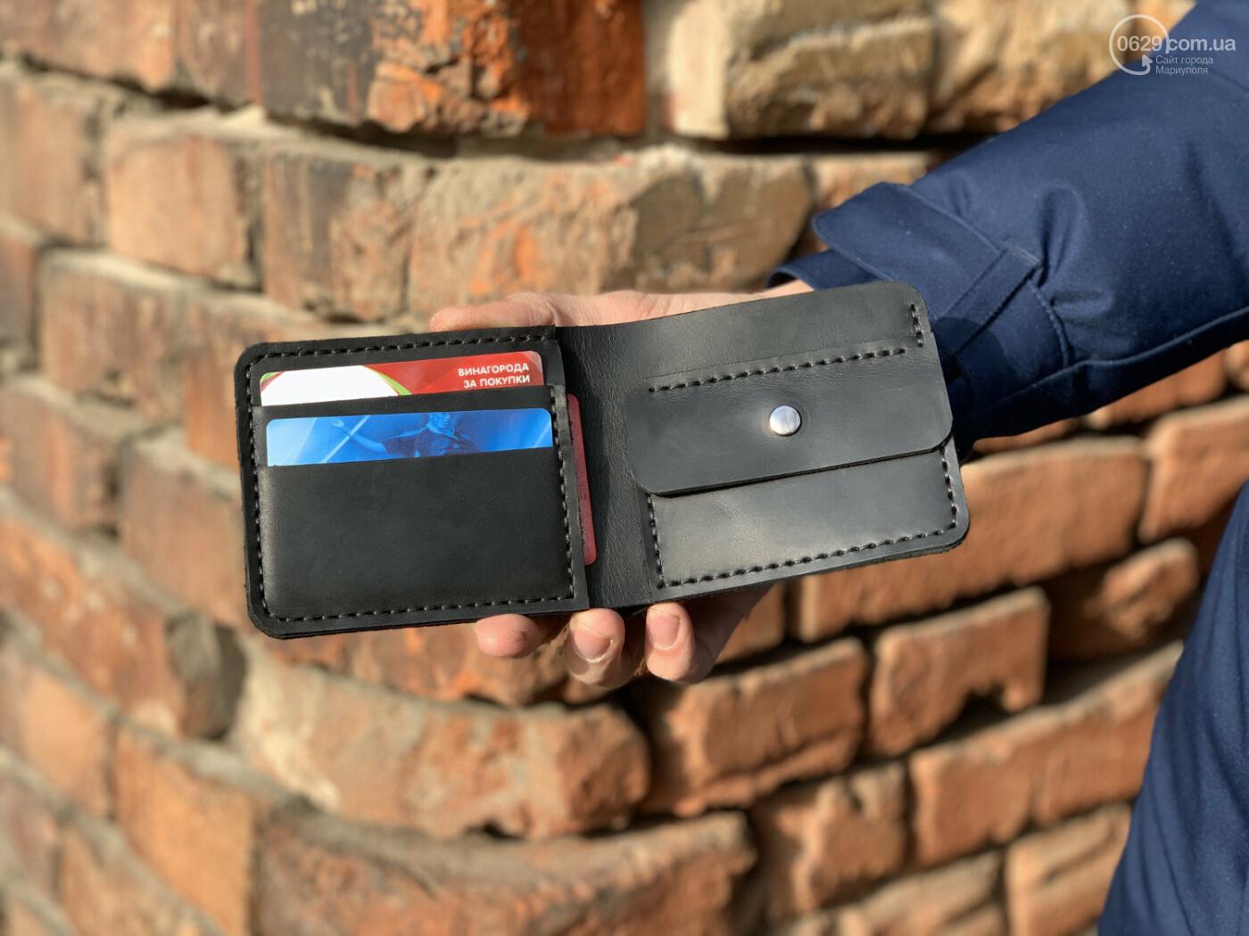 Стильное мужское портмоне для мужчин, которые любят качественные изделия из кожи, фото-7