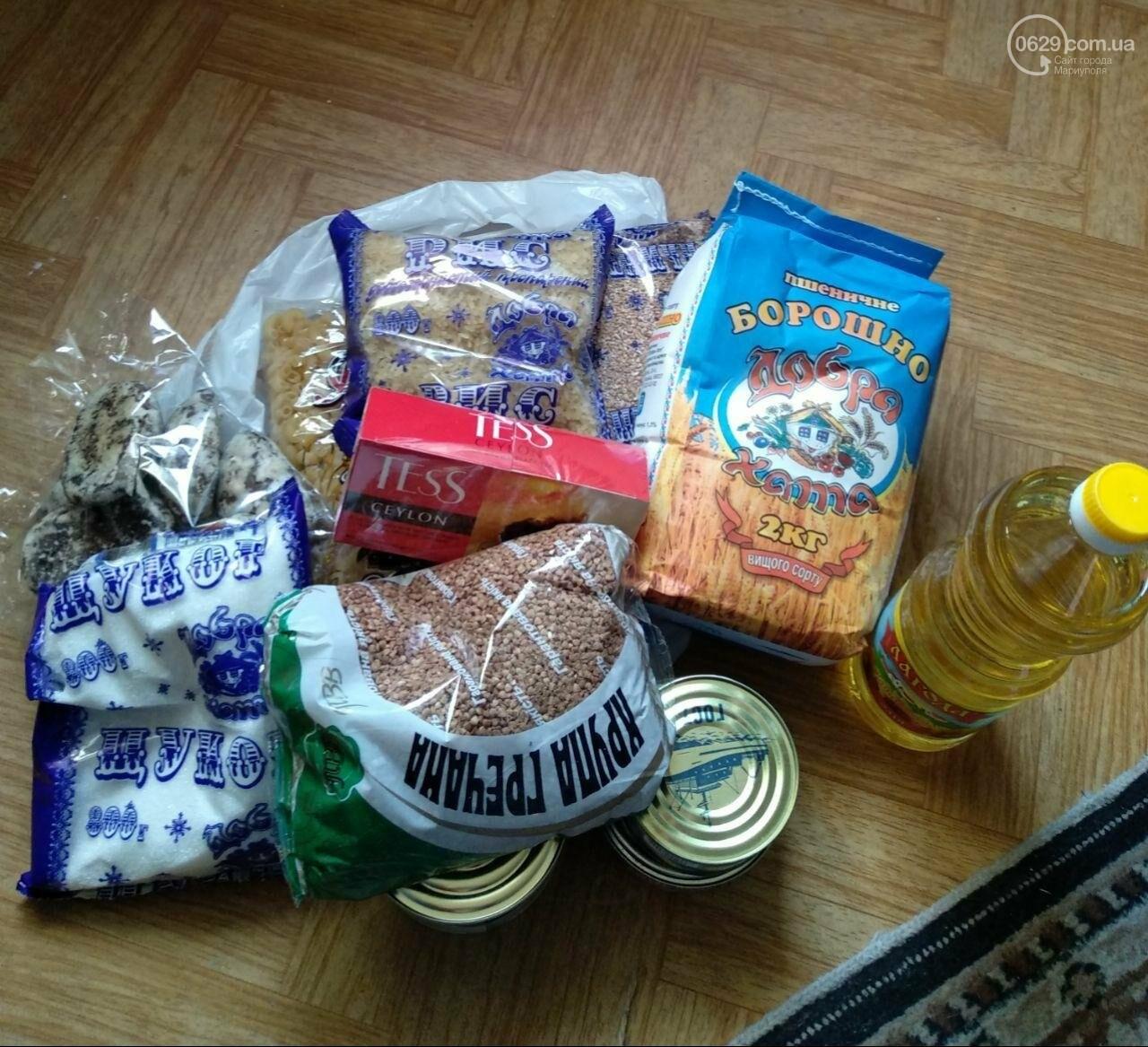 Стало известно, что содержится в бесплатных продуктовых наборах для пожилых людей, - ФОТО, фото-1