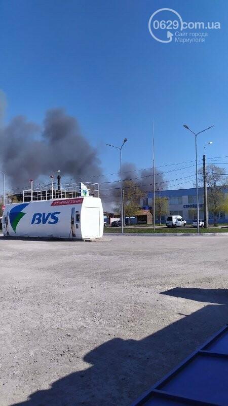 Масштабный пожар: в Зинцевой балке выгорело полгектара камыша , - ФОТО, фото-3