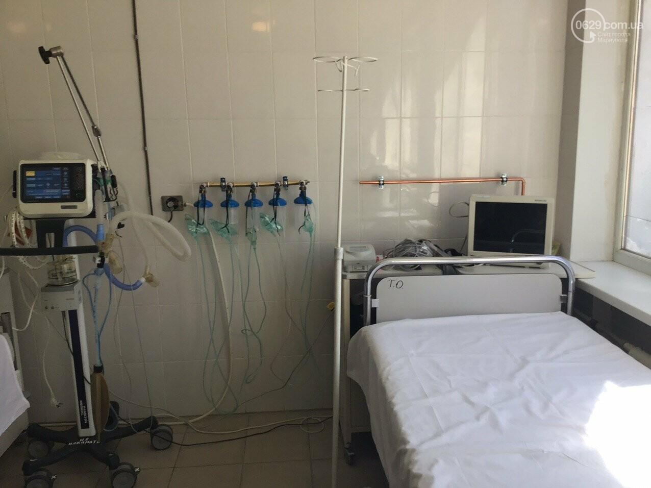 В Мариуполе проверили, насколько больницы города готовы к обострению ситуации с коронавирусом, - ФОТО, ВИДЕО, фото-11