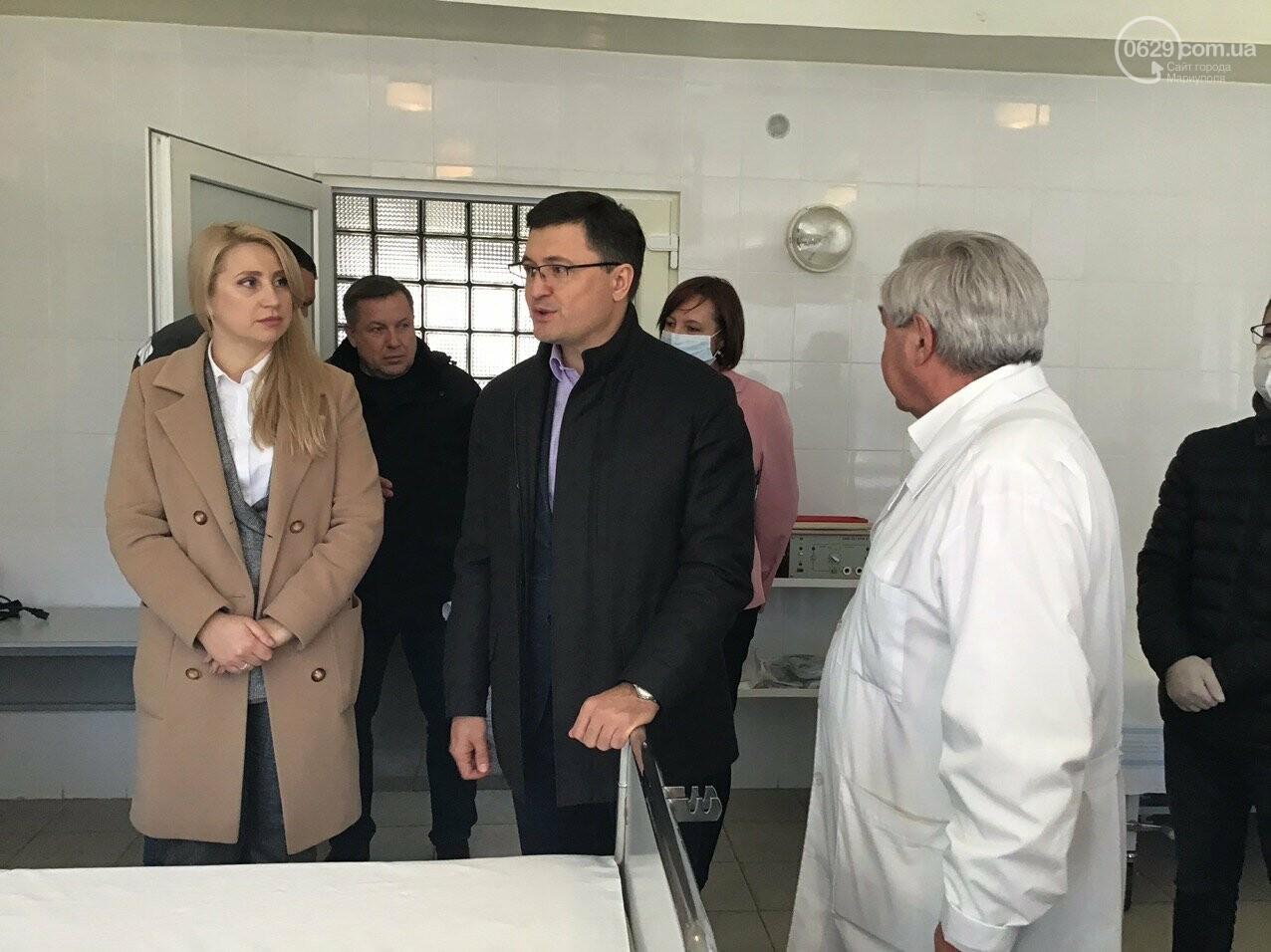 В Мариуполе проверили, насколько больницы города готовы к обострению ситуации с коронавирусом, - ФОТО, ВИДЕО, фото-10