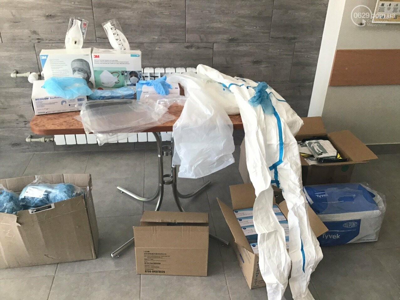В Мариуполе проверили, насколько больницы города готовы к обострению ситуации с коронавирусом, - ФОТО, ВИДЕО, фото-7