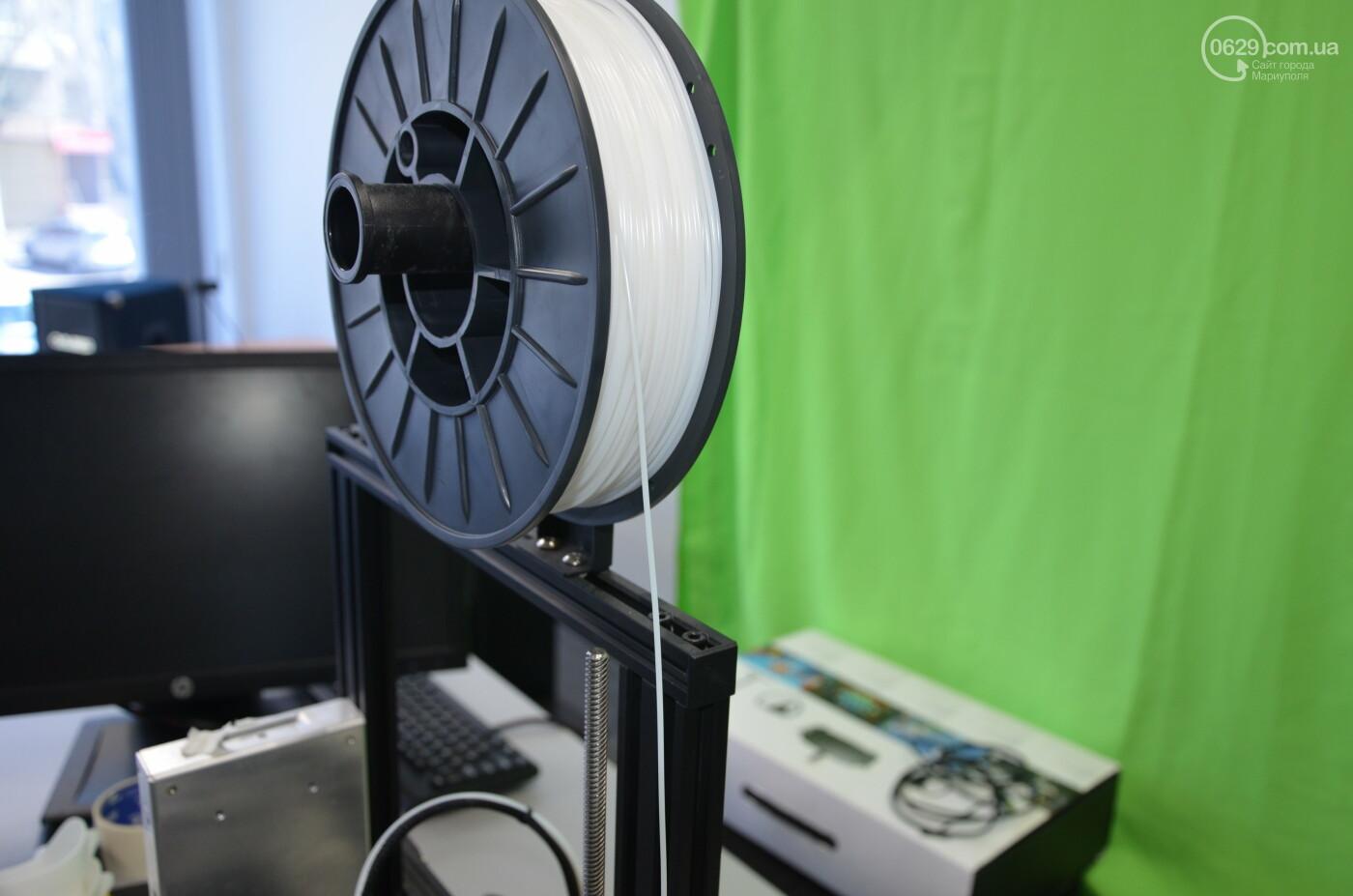 В Мариуполе наладили печать 3Д-масок по китайскому образцу, - ФОТО, ВИДЕО, фото-5