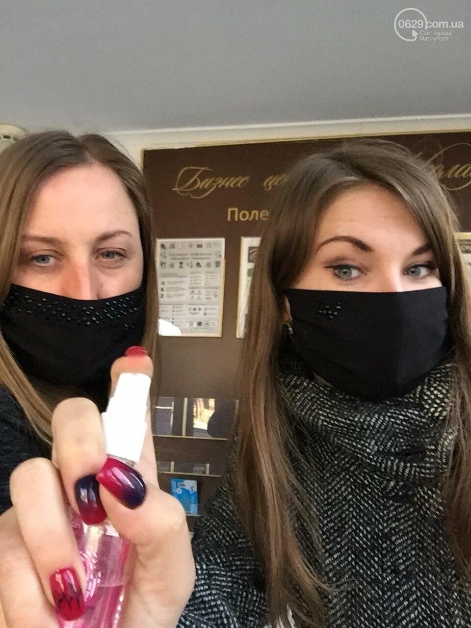 В Мариуполе наладили печать 3Д-масок по китайскому образцу, - ФОТО, ВИДЕО, фото-2