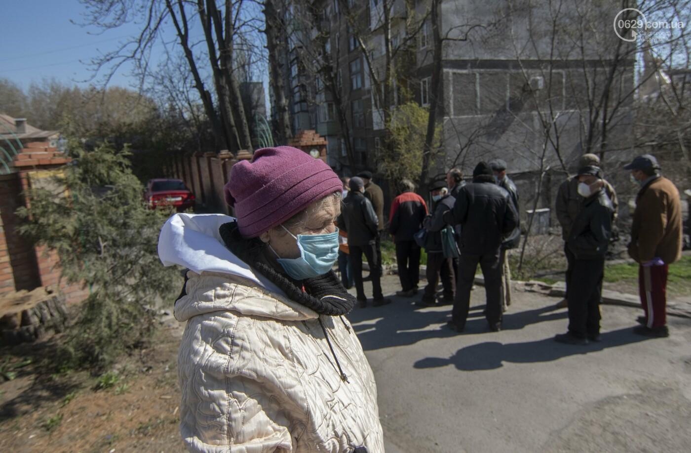 О правилах общежития. Как в Мариуполе кормят голодных и нищих, - ФОТОРЕПОРТАЖ, фото-6