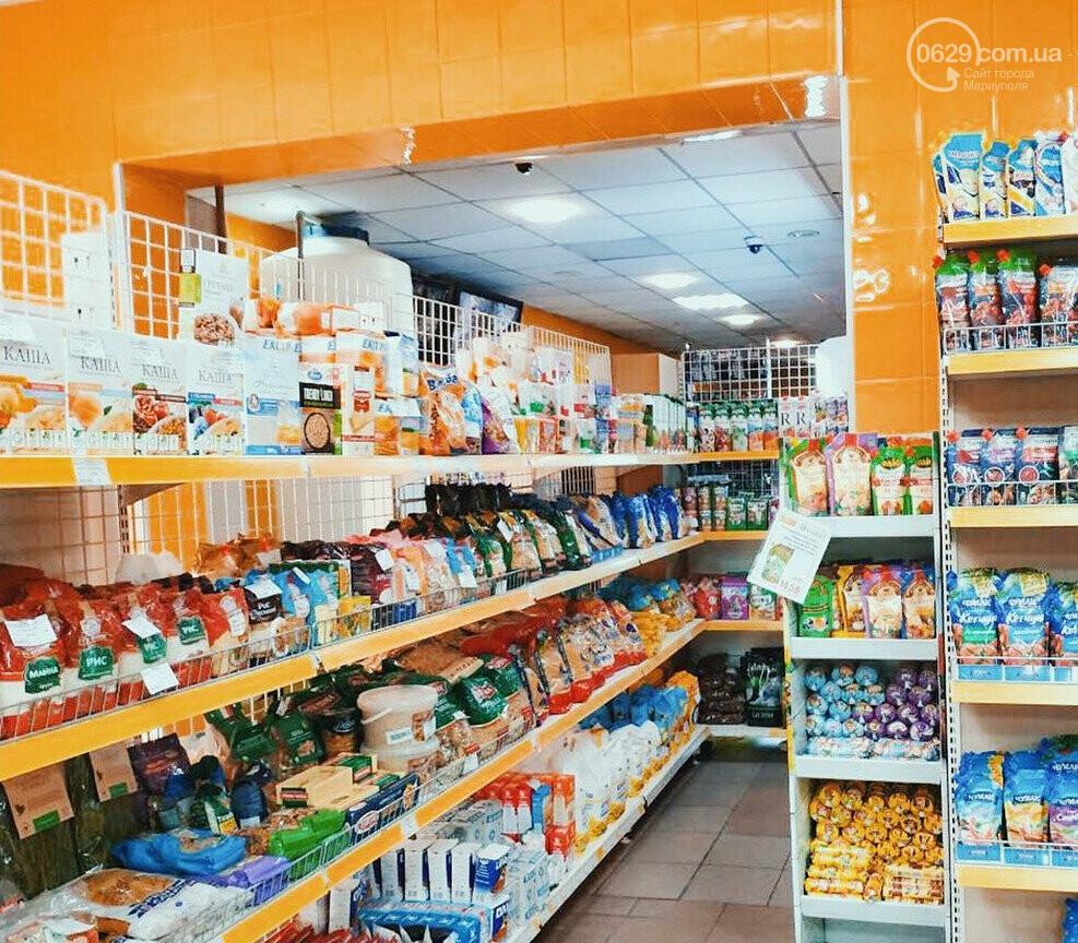 Как мариупольцам заказать продукты, медикаменты и еду из кафе на дом одной доставкой, фото-1