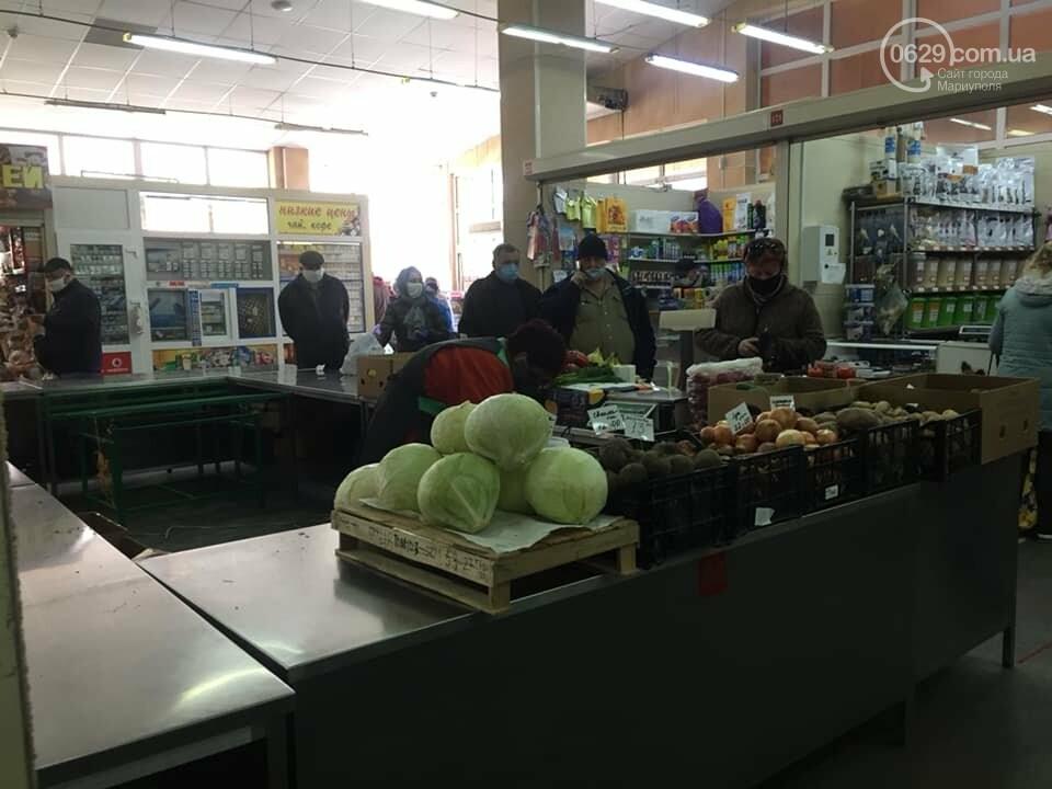 В Мариуполе  заработал  первый рынок, - ФОТО, ВИДЕО, фото-1