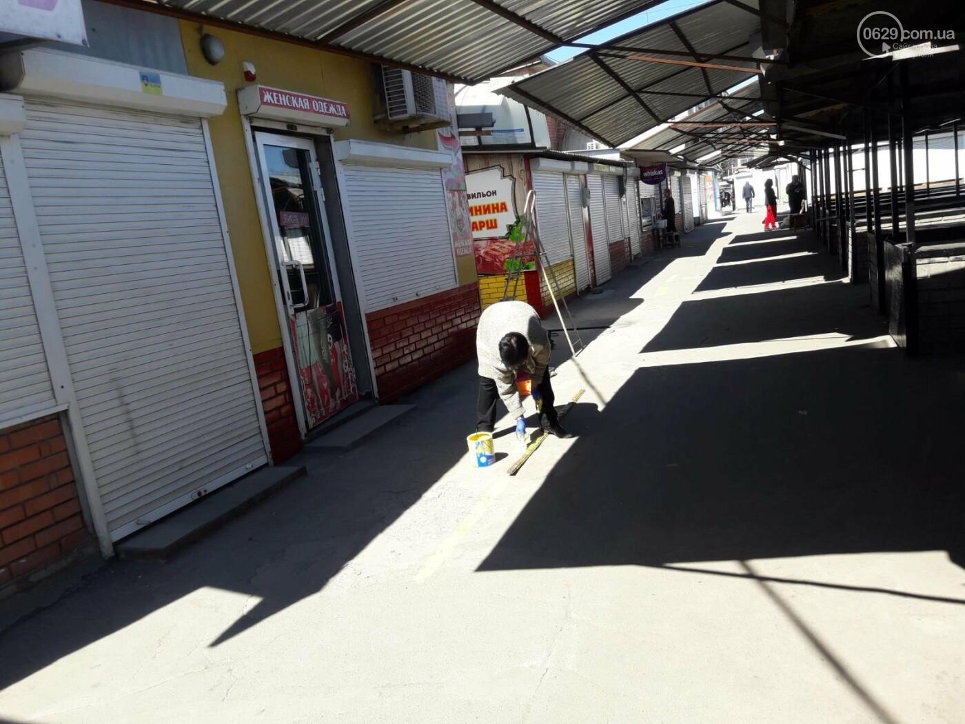 """Как мариупольский рынок """"Юмовила"""" готовят к открытию, - ФОТО, ВИДЕО, фото-14"""