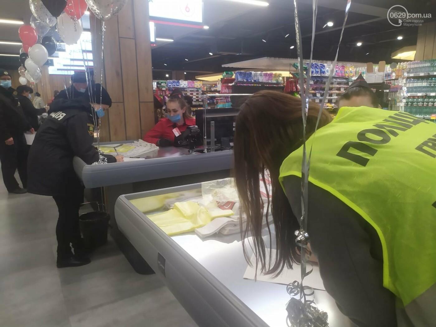 Мариупольцы в нарушение карантина штурмуют новый супермаркет, - ФОТО, ВИДЕО, фото-10